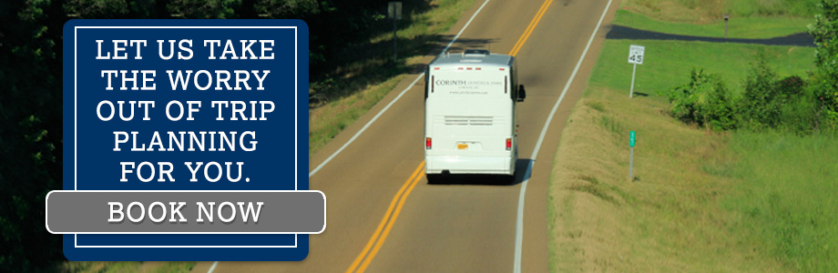 Charter Bus Rental Mississippi
